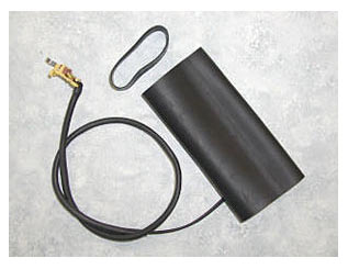 Neoprene PVC heat shrink tubing